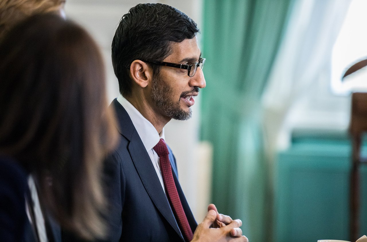 An Open Letter to Sundar Pichai: Why We Think Google Sucks